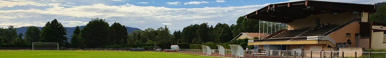 Club de football vosgien depuis 1921 avec plus de 200 licenciés